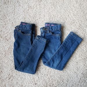 Children's Place super skinny jeans size 5 slim